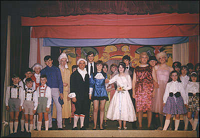 Mikssion Room Pantomime c1965