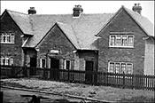 Photograph of 17 and 19 Finedon Road, former police station