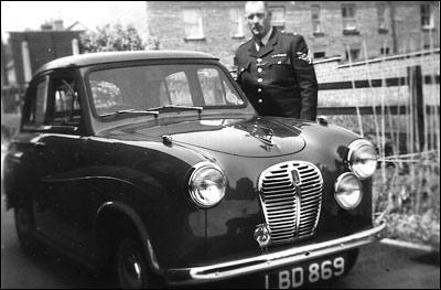Burton Latimer Emergency Services Police Sergeant