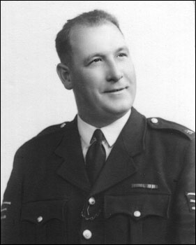 Sergeant George Thurlow