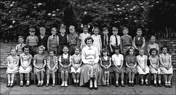 St Marys Church Infants School 1950s