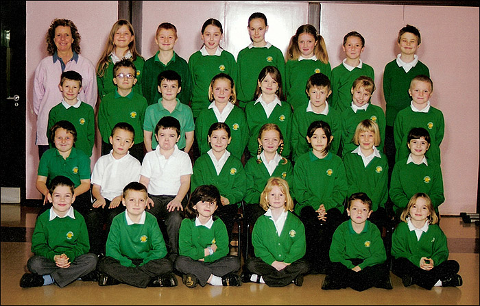Meadowside Junior School 2004 - Mrs Cooke's Class : 4Y