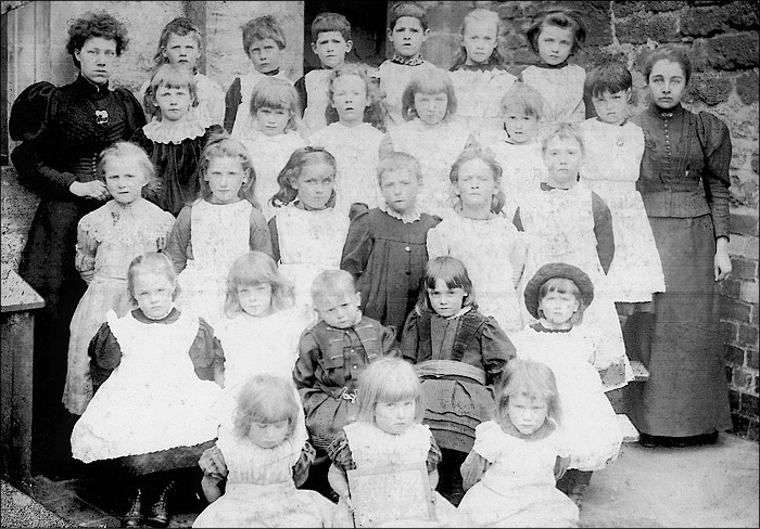 St Marys Church Infants School c1898