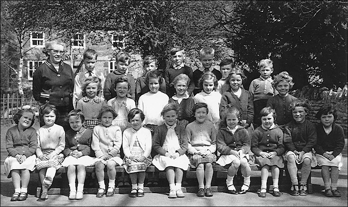 St Mary's School, Burton Latimer Mrs Hart's Class 1961