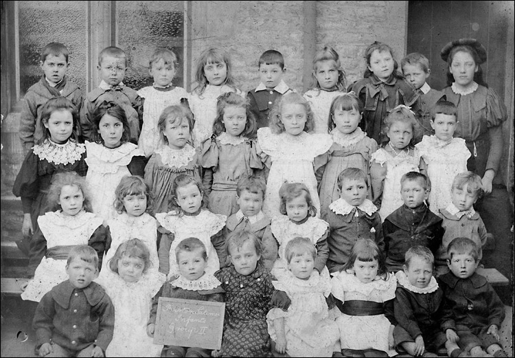 St Marys Church Infants School 1926