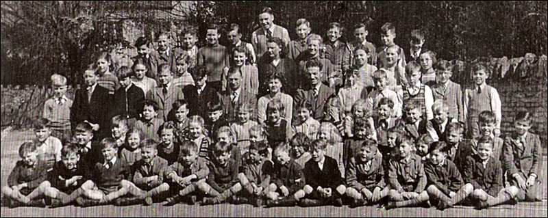 St Mary's School 1947-48