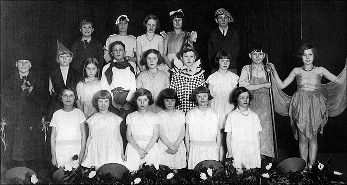 St Mary's School Concert c.1929