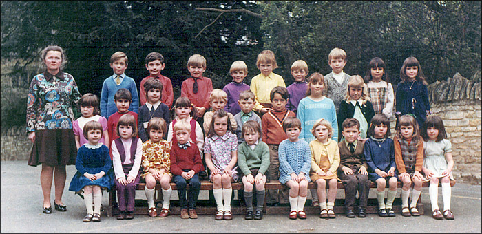 St Marys Church Infants School c.1980