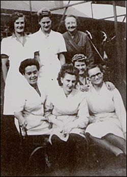 Photograph of Coles Boot Co Closing Room Ladies