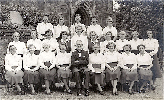 Hart & Levy Ladies Choir 1952