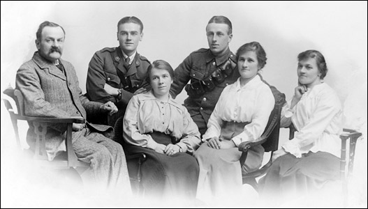 The Gilliat Family in about 1917