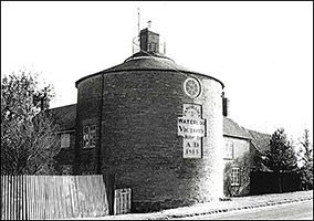 The Round House in 1927