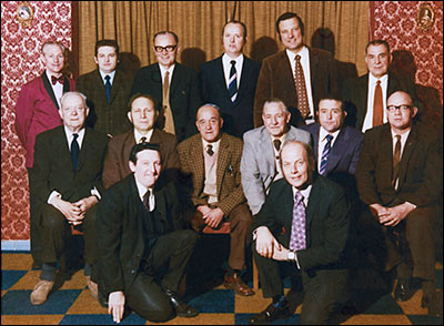 Later photograph of The Rack Committee