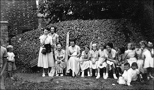 Photograph of The Britannia Cub Children's Sports Day 1953-4