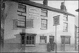 Photograph of Dukes Arms taken in the early 1900s.