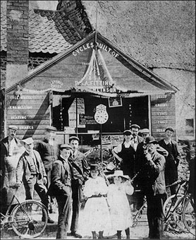 Latimer Cycles in 1902