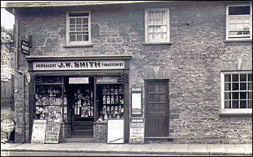 Smith's Paper Shop, 42 High Street.