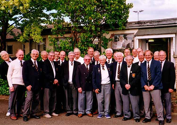 Maurice Tyler's Captain's Day - 25 May 2005