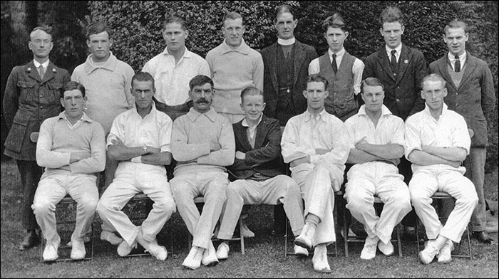 Church Institute Cricket Club c1930