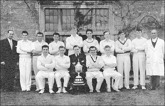 Burton Latimer Town Cricket Club - 1959