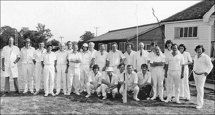 Alumasc Cricket Team 1976