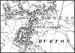 Ordnance Survey Map of 1938