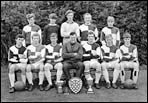 Burton Town Youth Football Club 1960s