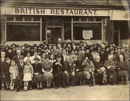 British Retaurant